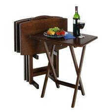 5-Pc Oversized TV Table Set