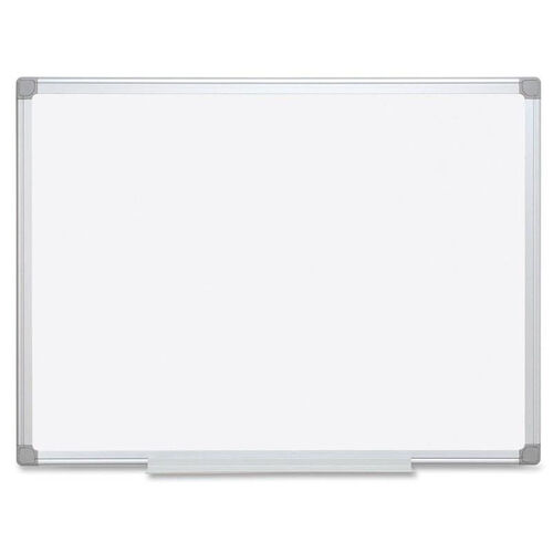 Dry erase poster board staples