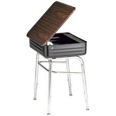 Aptitude Series Adjustable Height Lift Lid Student Desk