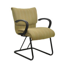 Saddle 300 Series Guest Chair with Cantilever Base