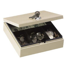 PM Company Steel In-Drawer Personal Security Box