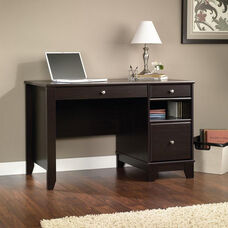 Select Collection 47.125''W Computer Desk with Cord Management - Jamocha