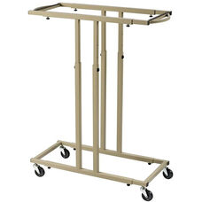 Mobile Steel Rack for up to 18 Blueprints