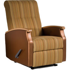 Florin Non - Medical Room Wall Saver Recliner - Vinyl Upholstery