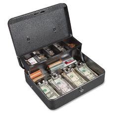 FireKing International Stop Hinge Design Locking Cash Box