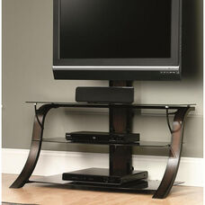 Select Collection 44''W TV Stand with Adjustable Mount - Adjustable Mount