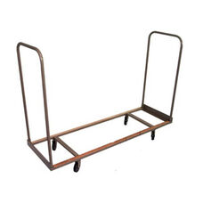 Table Truck with Casters for 6' Banquet Tables - 12 to 15 Table Capacity