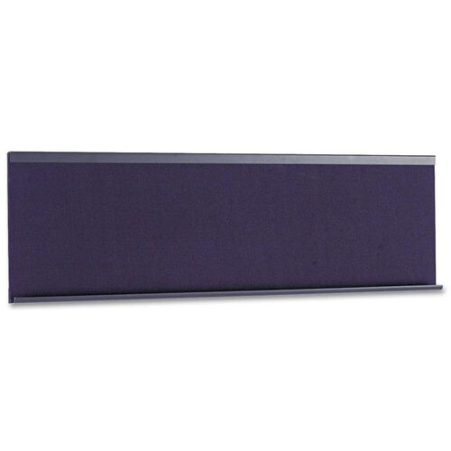 Alera® Tackboard For Open Storage Hutch - 43-1/8w x 1/2d x 14h - Charcoal