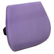 Memory Foam Massaging Lumbar Cushion with Heat - Lavender
