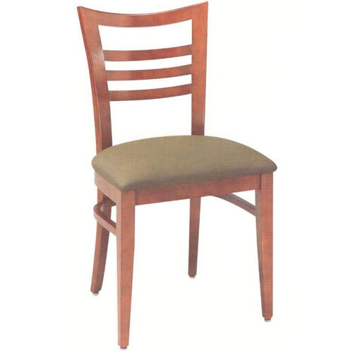 1635 Side Chair with Upholstered Seat - Grade 2