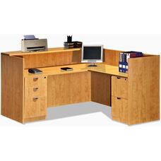 Honey Reception Station