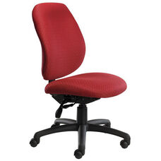 Contour II 300 Series Medium Single Shift Adjustable Swivel and Seat Height Task Chair