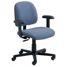 Centris Medium Back Desk Height ESD Chair - 4 Way Control