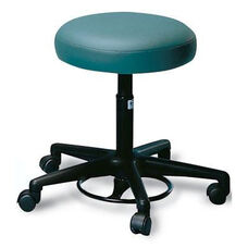 Foot Controlled Air-Lift Stool - 18'' - 24.5''H
