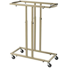 Mobile Steel Rack for up to 12 Blueprints