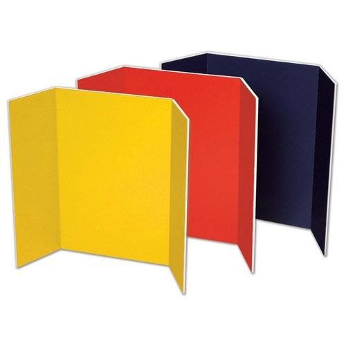 Mini tri fold poster board