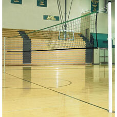 Universal Volleyball and Badminton Game Standards with Net