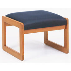 Classic Series Backless Bench with Sled Base
