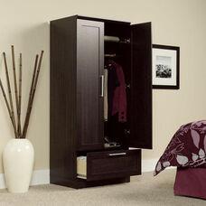 HomePlus 71.125''H Wardrobe Cabinet - Dakota Oak