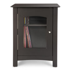 Bardstown Entertainment Cabinet in Black