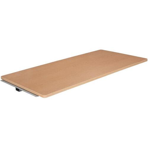 23.50'' D x 47.25'' W Bridge Table Top Connector - Maple