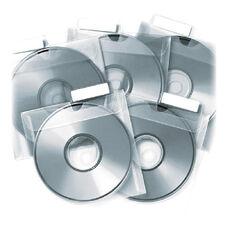 Tabbies Cd Saver Sleeve Protectors - Pack Of 25