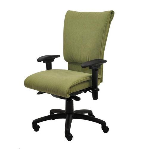 Saddle 300 Series Medium Back Single Shift Quick Set Back Height Task Chair