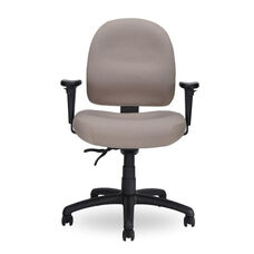 Pearl II 300 Series Medium Back Single Shift Adjustable Swivel and Seat Height Task Chair