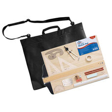 Alvin 18 Piece Architectural Drawing Kit