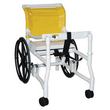 Combination Wheelchair/Walker with Casters - 29''W X 44''D X 42''H