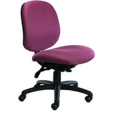 Advent 300 Series Small Back Single Shift Adjustable Swivel and Seat Height Task Chair
