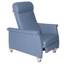 Elite Comfort Recliner - Nylon Casters