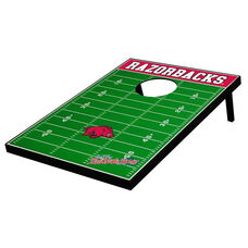Arkansas Razorbacks Tailgate Toss