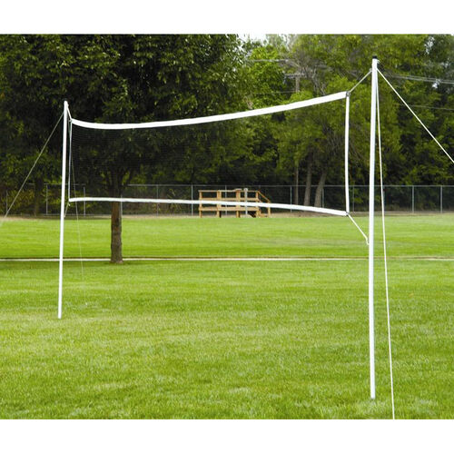Combination Volleyball and Badminton Portable Kit
