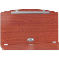 Back Privacy Panel for Model 55139 - Cherry