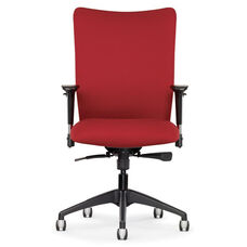 Inertia Upholstered Back Executive Chair