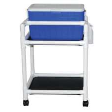 Ice Chest Cart with Casters - 36 Quart - 24''W X 26''D X 41''H