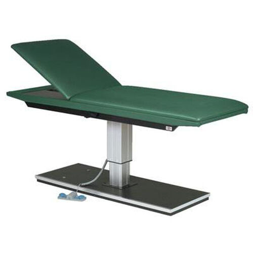 Powermatic® Procedure Table with Gas-Spring Backrest - 27''W X 76''L X 26 - 38''H