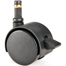 Locking Casters for Task and Executive Seating