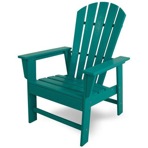 POLYWOOD® South Beach Dining Chair - Vibrant Aruba