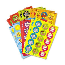 Trend Enterprises Seasons/Holidays Stinky Stickers -Round -Acid -free -435/PK