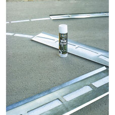 White Driveway Court Marking Paint