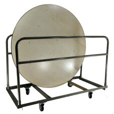Table Cart for 48'', 54'', 60'', 66'', & 72'' Round & Square Tables - 8 Table Capacity