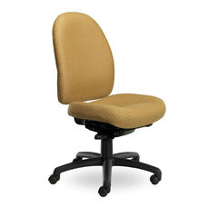 Pearl II 300 Series High Back Single Shift Adjustable Swivel and Seat Height Task Chair