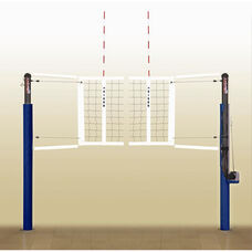 Lady CarbonMax Complete Composite Volleyball System