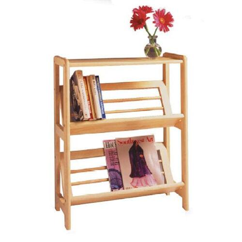 Basics 2 Shelf Folding Shelf