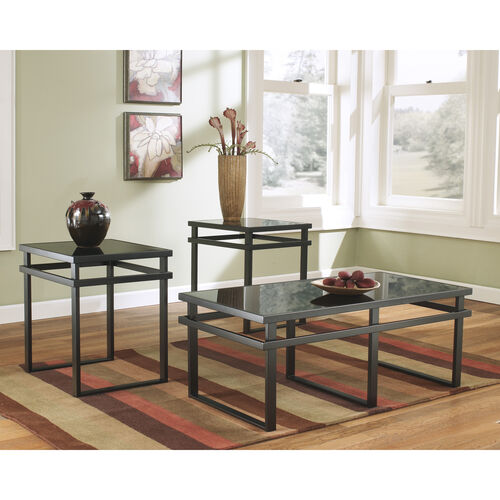 Signature Design by Ashley Laney 3 Piece Occasional Table Set