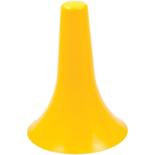 9''H Agility Cones in Yellow