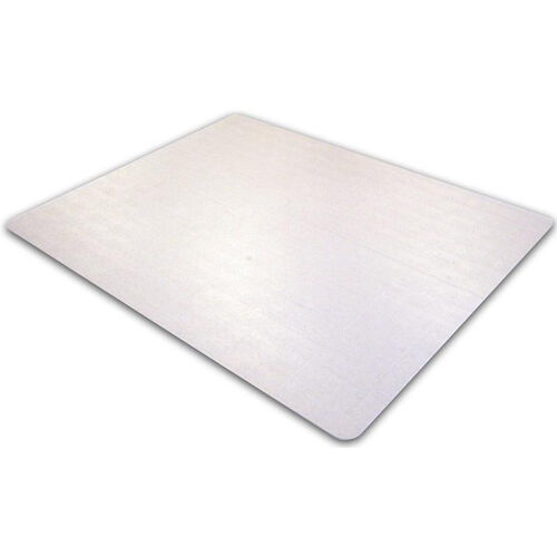 48''W x 53''L Cleartex Ultimat Polycarbonate for Low and Medium Pile Carpets
