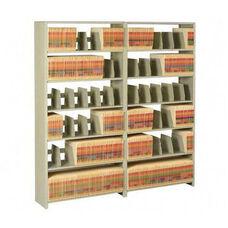 Tennsco Add -On 7 -Shelf Unit